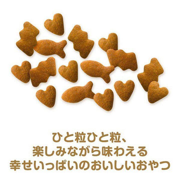 日版Unicharm【海鮮配各種風味魚】(保護腎臟健康用)銀湯匙貓專用零食 60g【市集世界 - 日本市集】