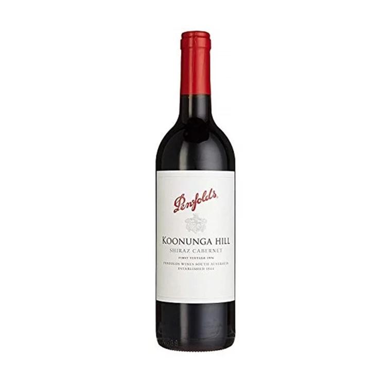 Penfolds Koonunga Hill Shiraz Cabernet 2017 Cork 紅酒 750ml - 12371632