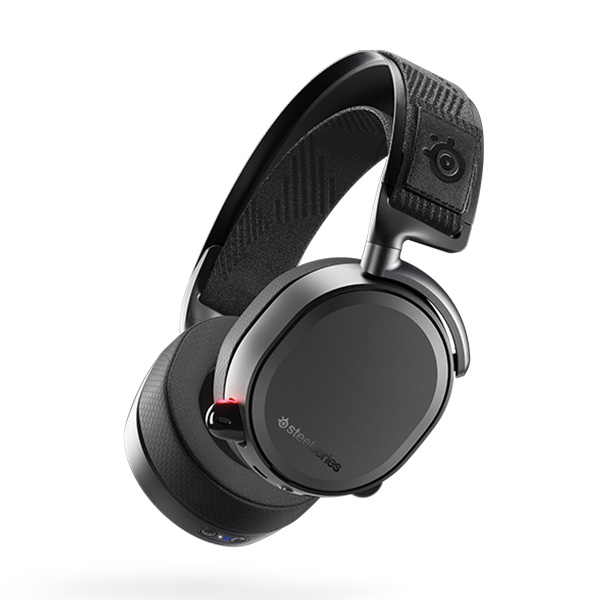 SteelSeries Arctis Pro Wireless 無線電競耳機 [2色]