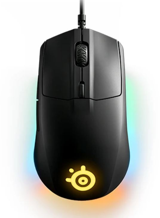Steelseries Rival 3 光學滑鼠