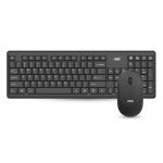 AOC 無線鍵盤滑鼠套裝 (KM-200set) [黑色]