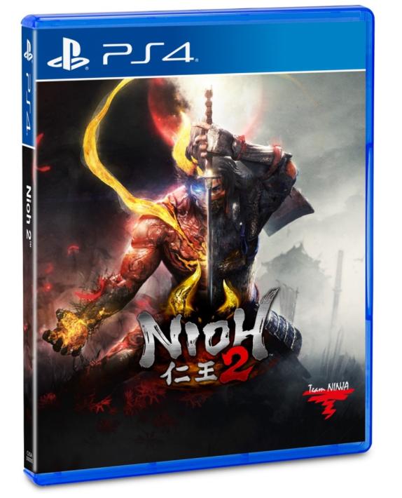 PS4 《仁王2》繁體中文版