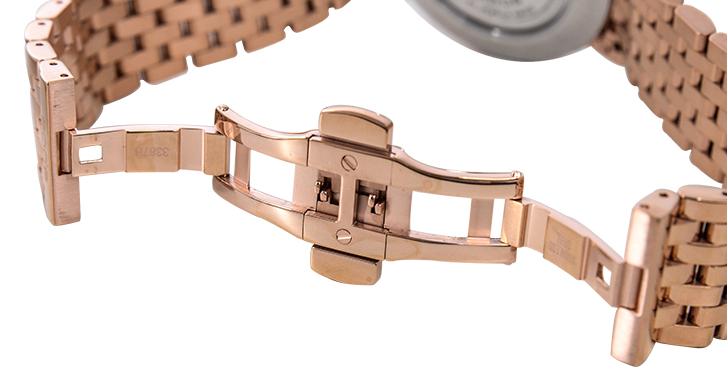 EPOS Originale 系列 男裝自動機械手錶(羅馬數字) 3387-S/S-RG-WHT/BLK