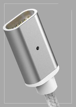 Case Station 磁力數據充電線 [3色3款]