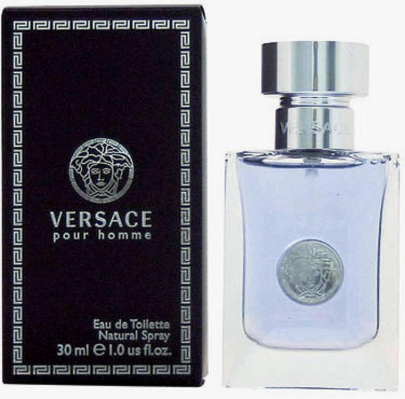 Versace Pour Homme Eau De Toilette 男士淡香水 [3容量]