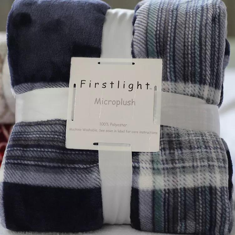 First Light 薄款冷氣毛毯 [13款3種尺寸]