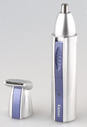 Kemei HKKM-3300 二合一充電式電動鼻毛修剪器