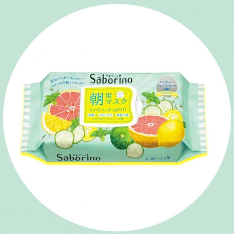 Saborino早安/晚安面膜(28/32枚入)[5款]