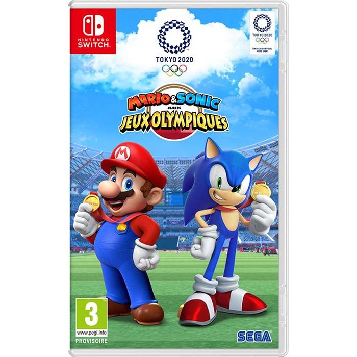 Nintendo Switch 瑪利歐&索尼克 AT 2020東京奧運™