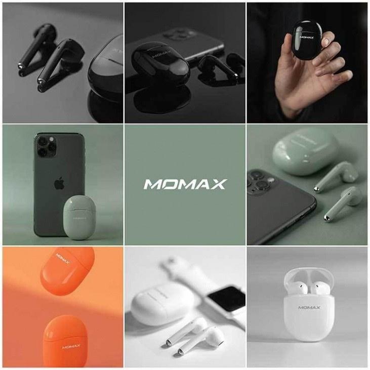 MOMAX Pills Lite 真無線藍牙耳機及充電盒BT2 [4色]
