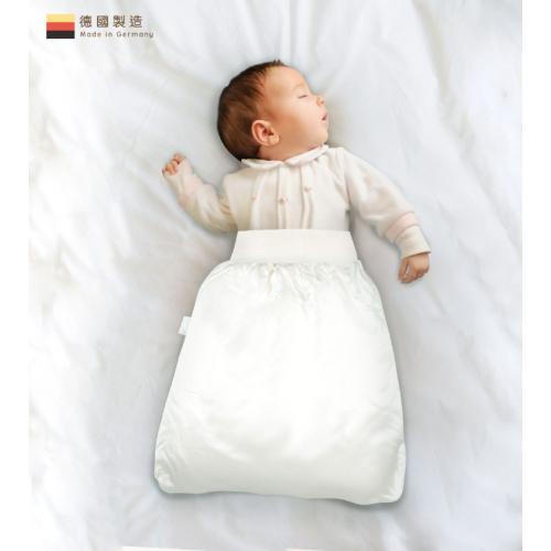 TAVO 德國尊貴嬰兒蠶絲圍腰手抱袋 [杏色]