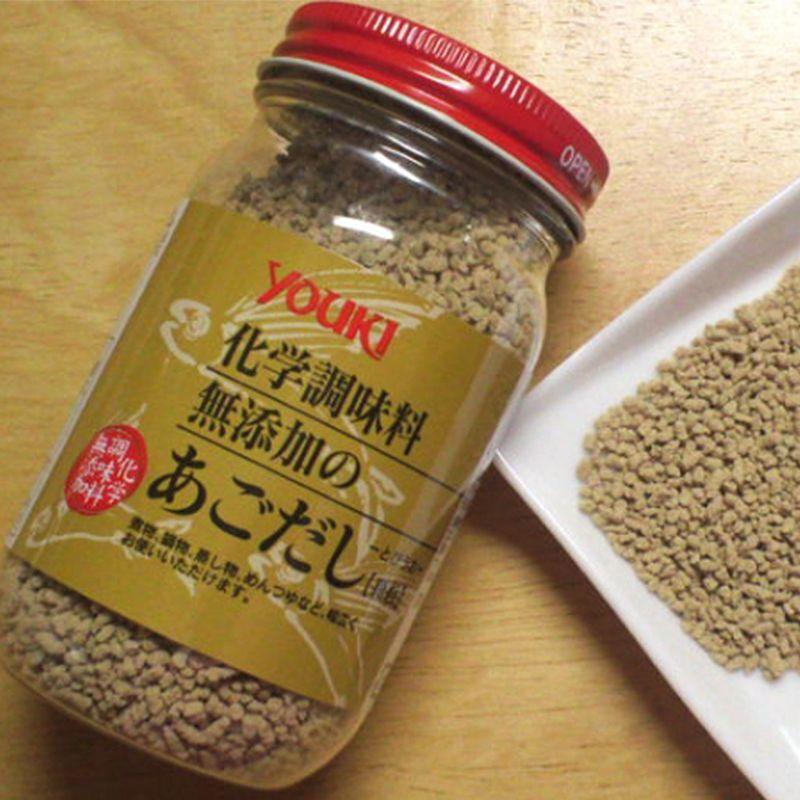 日版 Youki 無化學添加 調味飛魚鰹魚粉 110g【市集世界 - 日本市集】