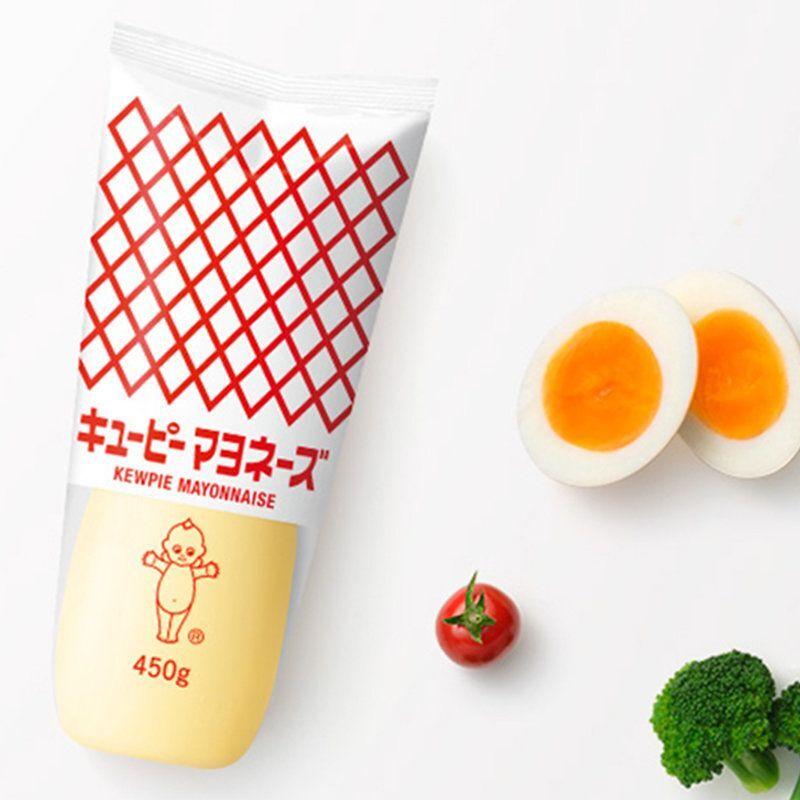 日版Kewpie 丘比 QP 蛋黃醬 450g【市集世界 - 日本市集】
