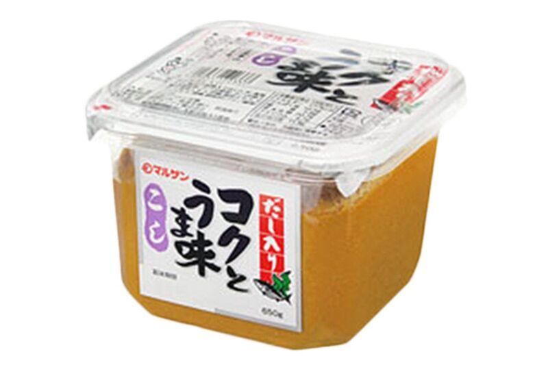 日版MARUSAN 昆布味噌醬 650g(2件裝)【市集世界 - 日本市集】