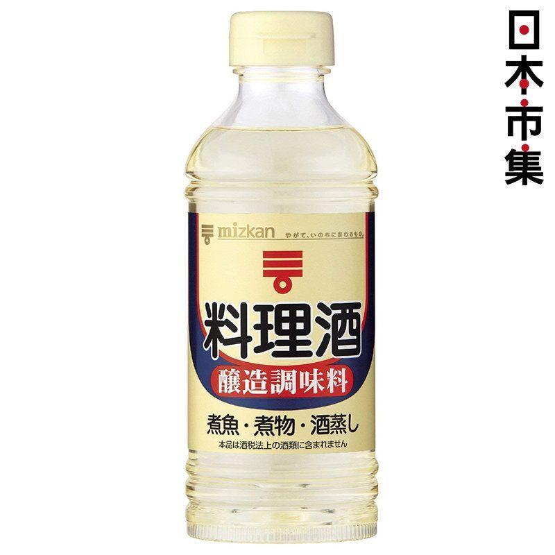 日版Mizkan 料理酒 400ml【市集世界 - 日本市集】