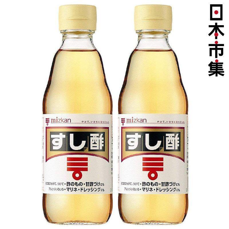 日版 Mizkan 壽司醋 400ml(2件裝) 【市集世界 - 日本市集】