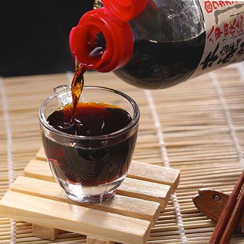 日本【八甲田伏流水】本釀造醬油 1L