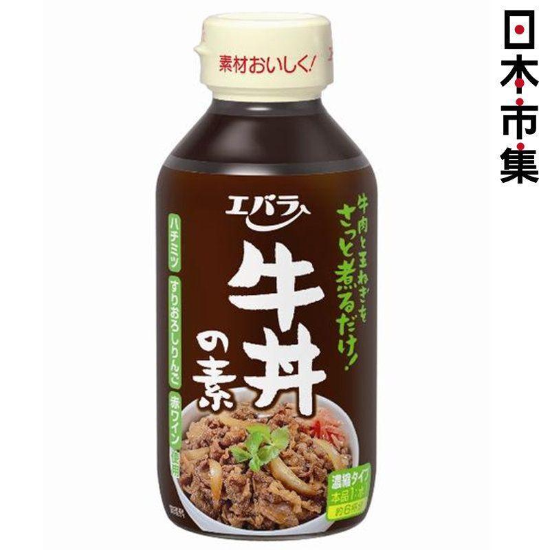 日版エバラ食品 牛丼牛肉飯調味醬油 220g【市集世界 - 日本市集】