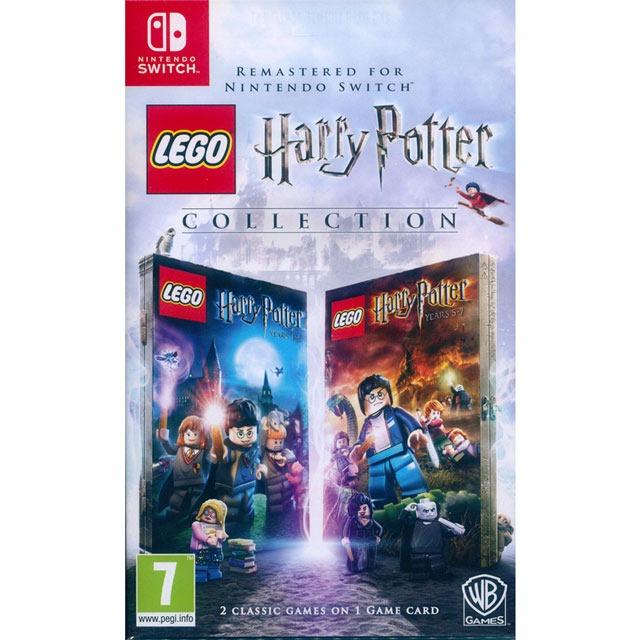 Nintendo Switch LEGO Harry Potter Collection 合輯收藏版 (英文版)