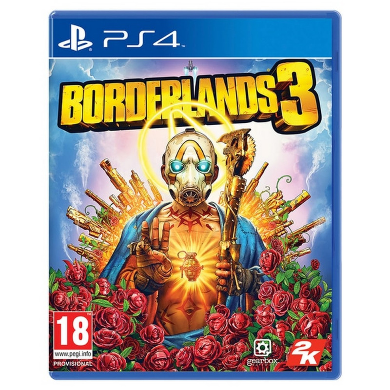 PS4 Borderlands 3 邊緣禁地 3