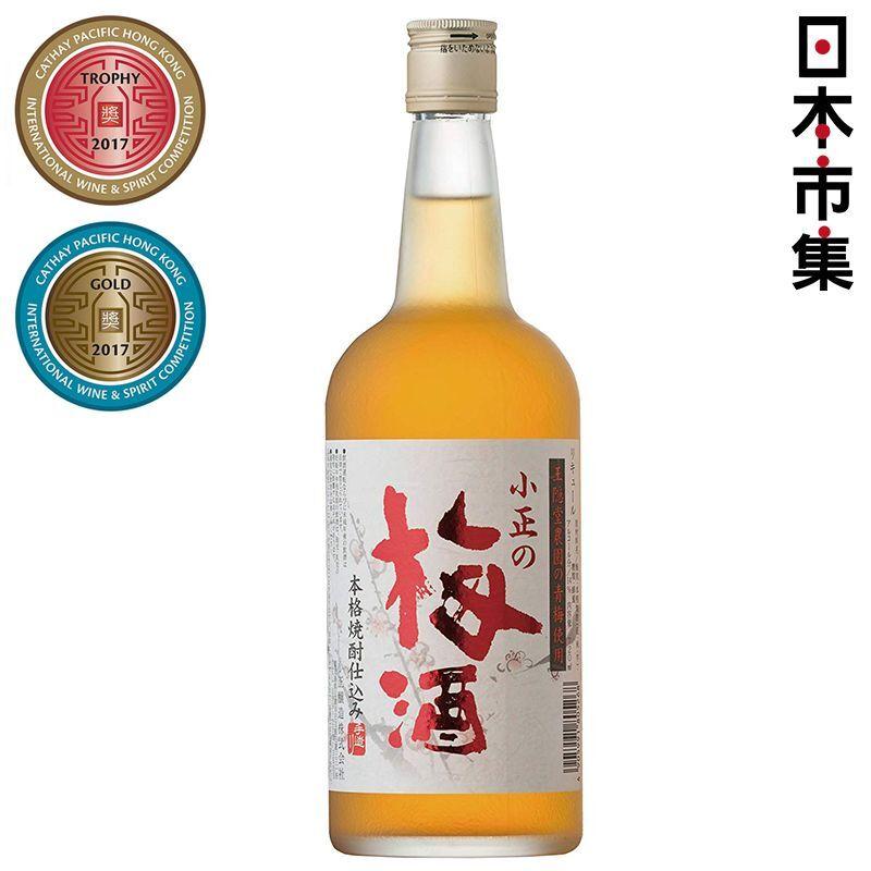 日版 小正 本格焼酎 梅酒 700ml【市集世界 - 日本市集】
