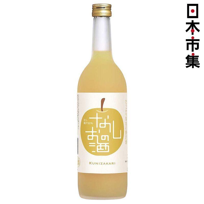 日版 國盛 梨子果實酒 720ml【市集世界 - 日本市集】