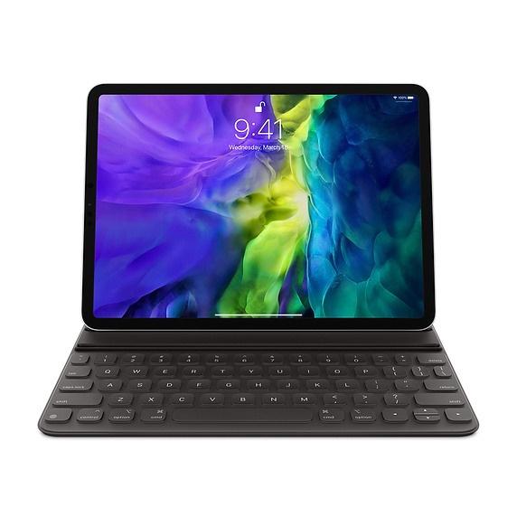 Apple 智慧型摺套連鍵盤 [iPad Pro 11 吋2020適用] [美式英文]