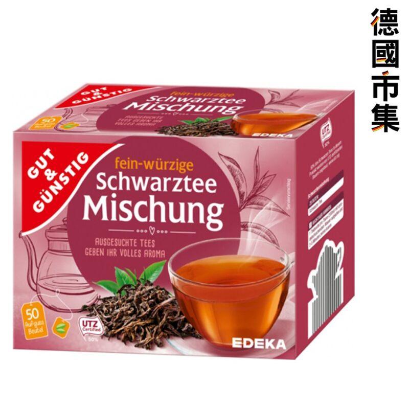 德國G&G 特選錫蘭阿薩姆邦黑茶 88g【市集世界 - 德國市集】