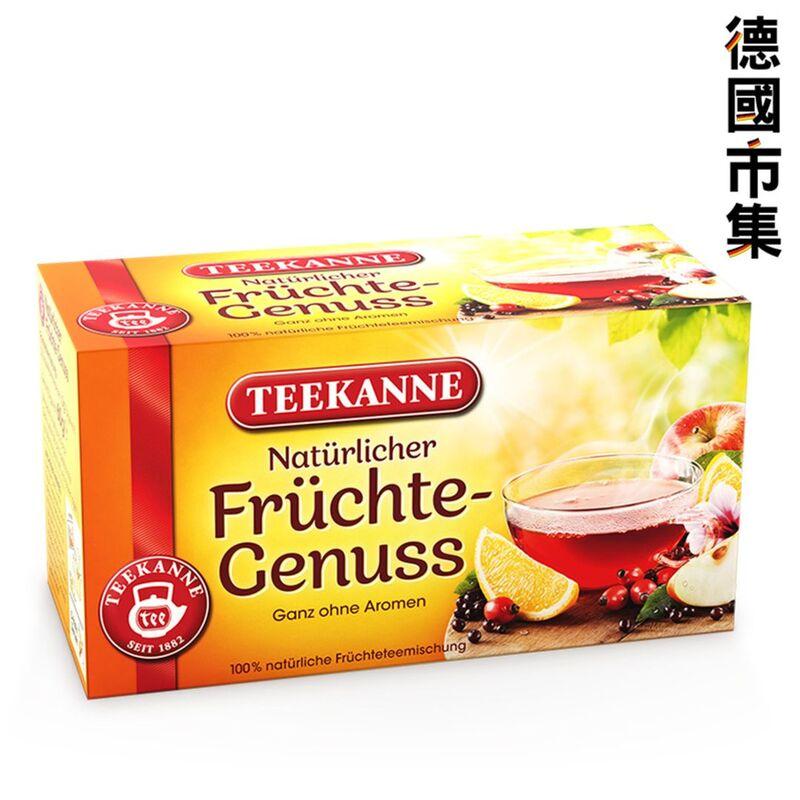 德國 Teekanne 雜錦花果茶 60g【市集世界 - 德國市集】