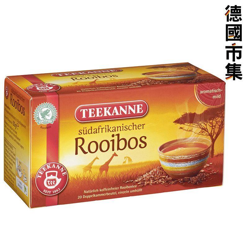 德國Teekanne 南非博士茶 35g【市集世界 - 德國市集】