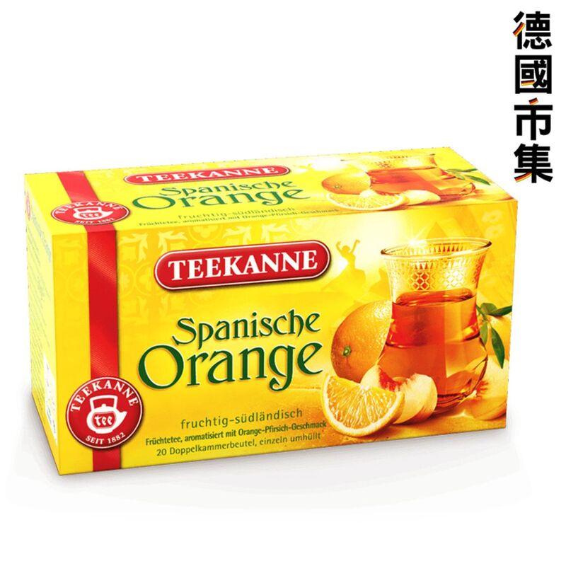 德國Teekanne西班牙橘子茶 50g【市集世界 - 德國市集】