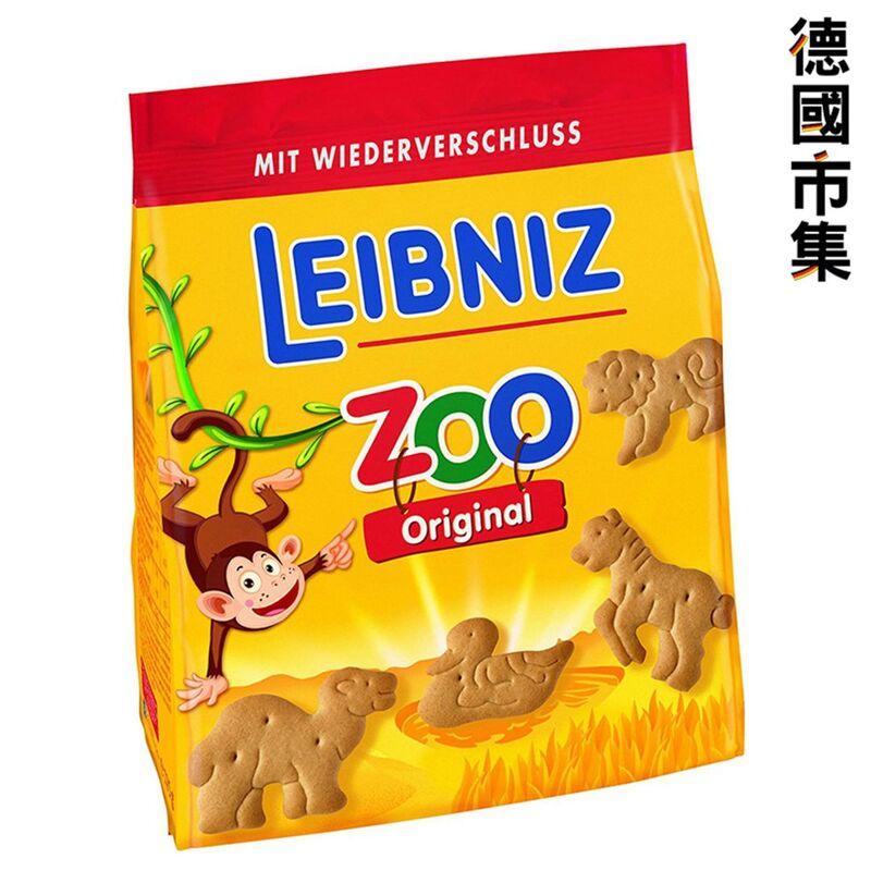 德國Leibniz 動物型餅乾125g【市集世界 - 德國市集】