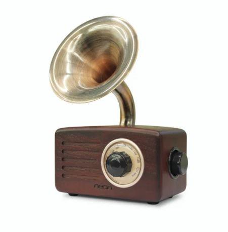 NEON MS125 FM收音藍牙播放器 [2色]