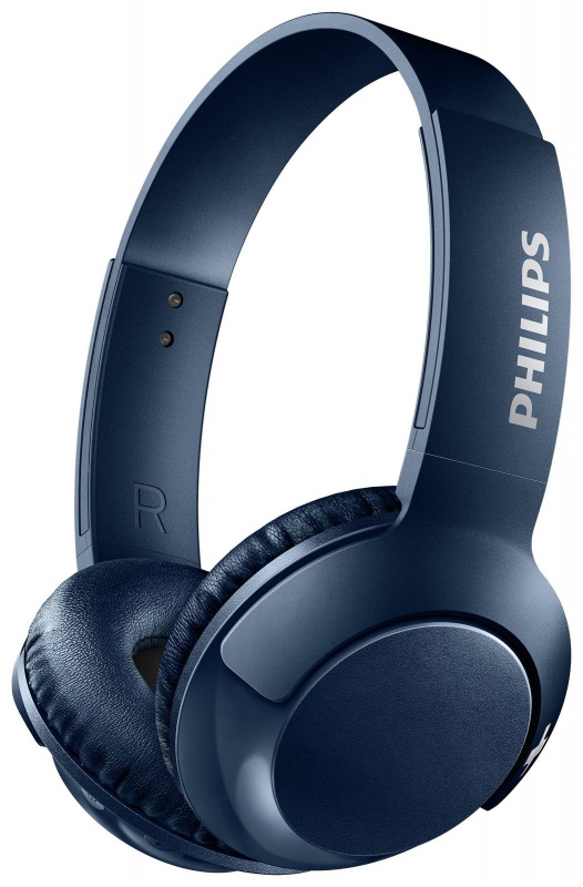 Philips BASS+ SHB3075 無線耳機 [2色]