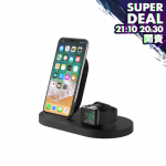 Belkin BOOST↑UP™ Wireless Charging Dock for Apple 三合一無線充電座 [2色]