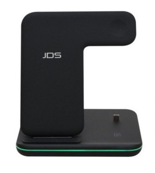 JDS 三合一快速無線充電座