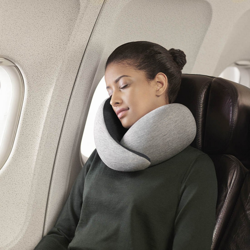 Ostrich Pillow Go 人體工學U型旅行頸枕 [3色]