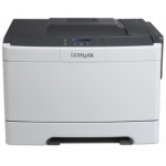 Lexmark CS310dn 鐳射打印機連原裝碳粉