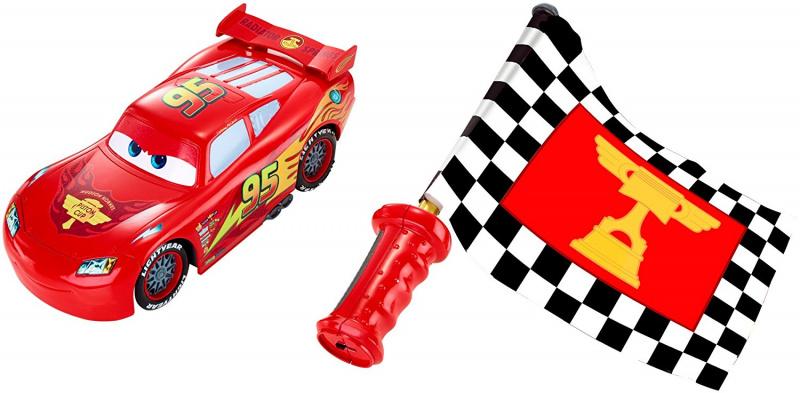 Mattel Cars Flag Finish Lightning McQueen 反斗車王旗幟遙控車