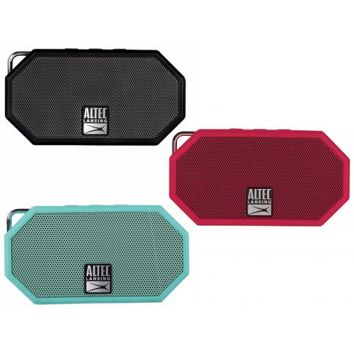 Altec Lansing IMW258 Mini H2O 2 防塵藍牙喇叭 [3色]
