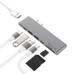 Verbatim Type-C 雙接頭擴展器連HDMI