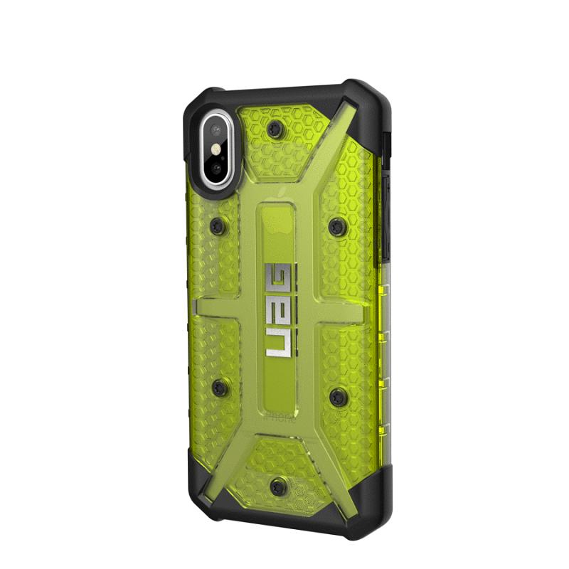 UAG Plasma Series 耐衝擊iPhone X 手機殻 [5色]