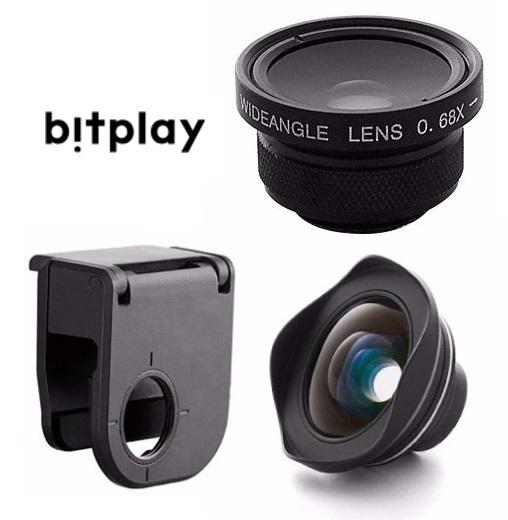台灣Bitplay CLIP 超方便iPhone 便攜鏡頭扣
