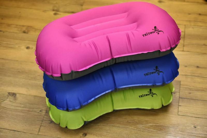 Triton 充氣戶外露營枕頭 [3色]