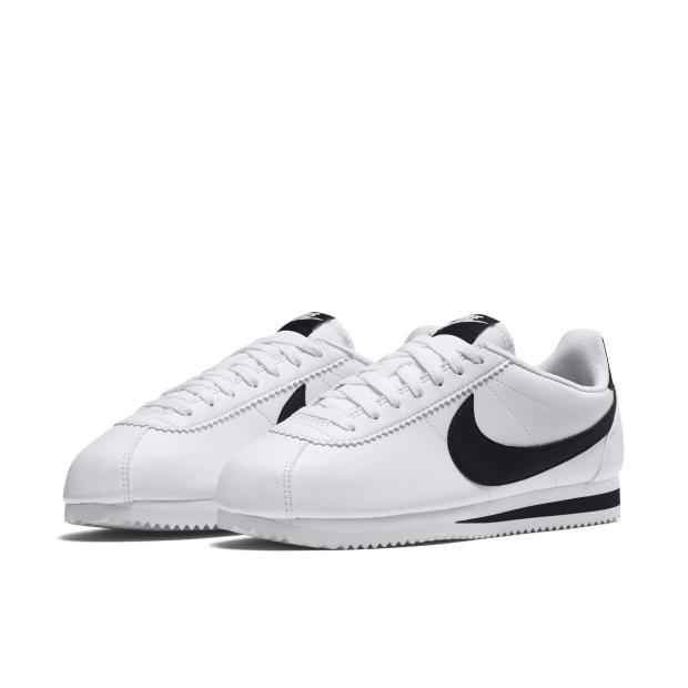 Nike Cortez 女裝鞋 [黑色logo]
