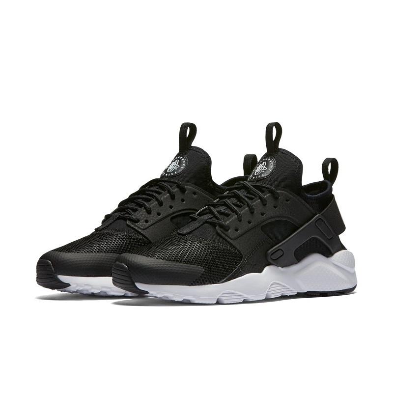 Nike Huarache Ultra GS 女裝鞋 [黑白色]
