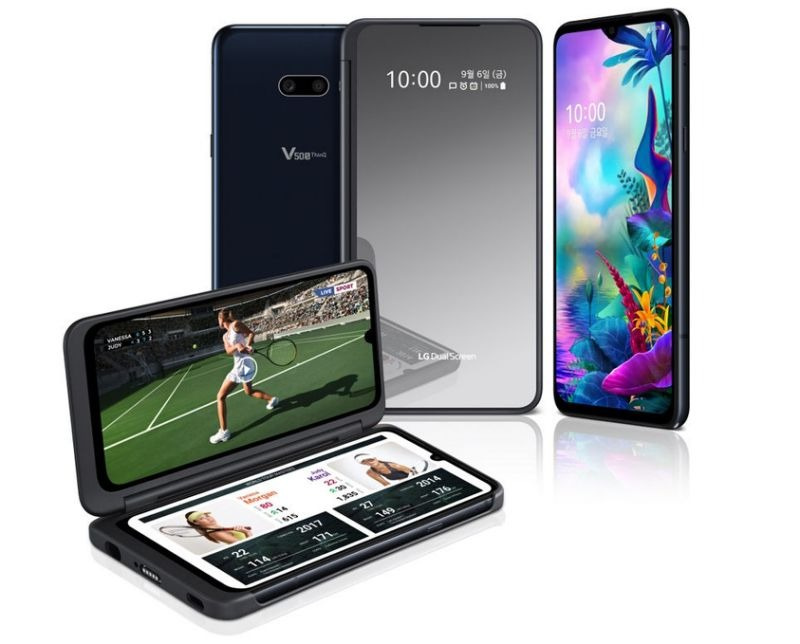 LG V50S ThinQ 5G版本 連雙屏幕 LM-V510N
