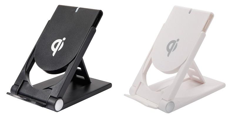 Q11 折疊支架無線充電座 [2色]