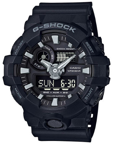 Casio G-shock GA-700 腕錶 [5款]