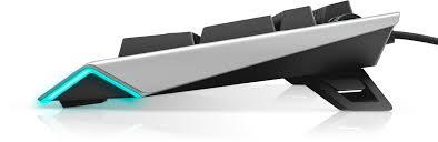 Dell Alienware Pro 遊戲專用機械式茶軸鍵盤(AW768)